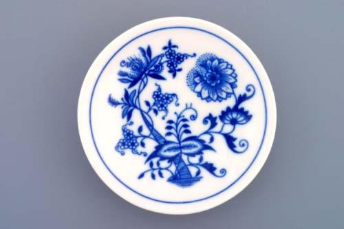 Cibulák miska hladká 10 cm cibulový porcelán, originálny cibulák Dubí 1. akosť