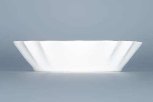 Cibulák miska na cukor 13 cm cibulový porcelán, originálny cibulák Dubí 1. akosť