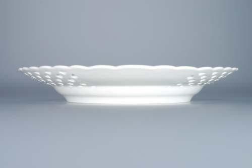 Cibulák tanier prelamovaný 24 cm cibulový porcelán, originálny cibulák Dubí 1. akosť