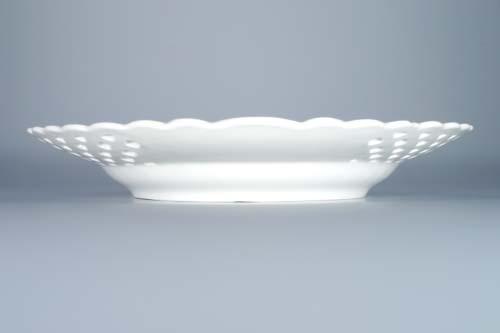 Cibulák tanier prelamovaný 27 cm cibulový porcelán, originálny cibulák Dubí 1. akosť