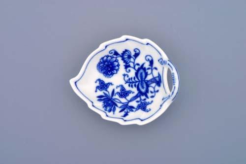 Cibulák misa list cibulový porcelán, originálny cibulák Dubí 1. akosť