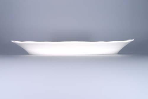 Cibulák misa ovalna 39 cm cibulovy porcelan originalny cibulak Dubi 2. akost
