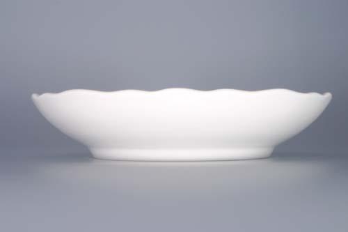 Cibulák misa kompótová 20 cm cibulový porcelán, originálny cibulák Dubí, 1. akosť