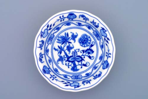 Cibulák miska kompótová 13 cm cibulový porcelán, originálny cibulák Dubí 1. akosť