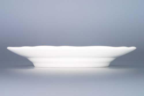 Cibulák tanier dezertný 15 cm cibulový porcelán, originálny cibulák Dubí 1. akosť