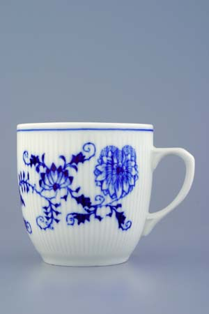 Cibulák hrnček Martin M 0,27 l cibuľový porcelán, originálny cibuľák Dubí, 1. akosť
