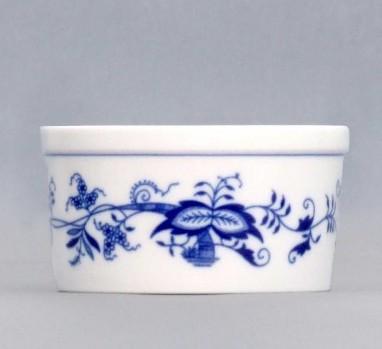 Cibulák miska Mufi, zapekacia 10 cm cibulový porcelán, originálny cibulák Dubí 1. akosť