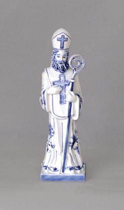 Cibulák Mikuláš - Dux cibulový porcelán, originálny cibulák Dubí 1. akosť
