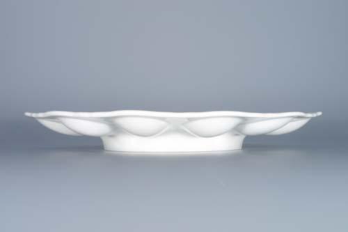 Cibulak podnos party na vajcia 24,3 cm cibulovy porcelan originalny cibulak dubi 1 akost
