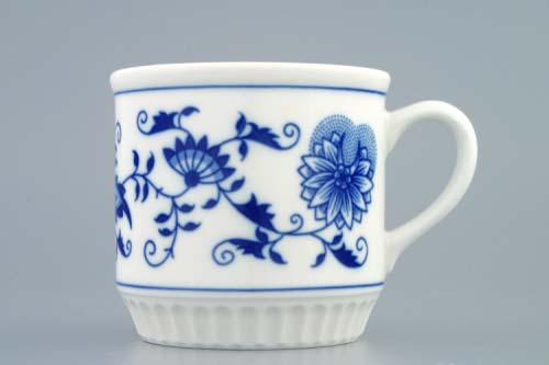 Cibulák hrncek Leo bez napisu 0,30 l cibulovy porcelan originalny cibulak Dubi 1. akosť