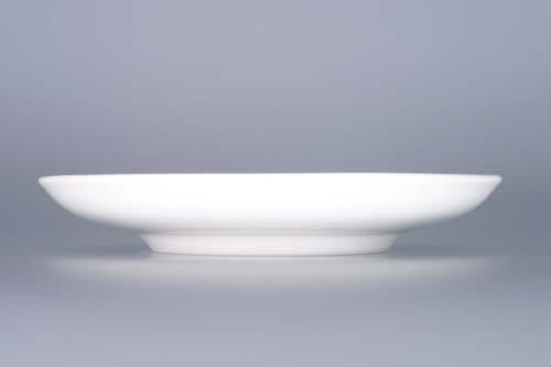 Cibulák podšálka Banak (zrkadlová podšálka)15,5 cm cibulový porcelán, originálny cibulák Dubí 1. akosť