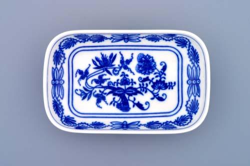 Cibulák miska AERO stredna 14,5 x 10 cm cibulový porcelán, originálny cibulák Dubí 1. akosť