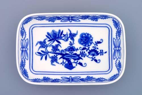 Cibulák miska AERO veľká 18 x 11 cm cibulový porcelán, originálny cibulák Dubí 1. akosť