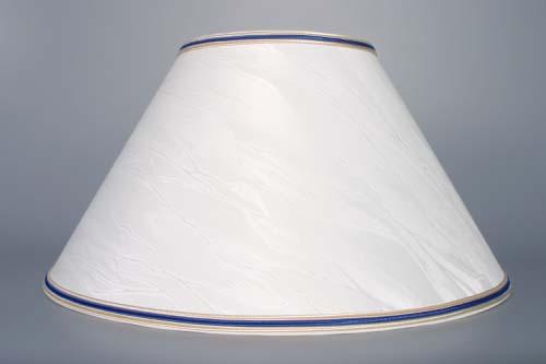 Cibulák 1972 lampa s tienidlom kašmír 42 cm, cibulový porcelán, originálny cibulák Dubí 1. akosť