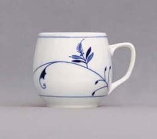 Cibulákový hrnček Banak ECO cibulák 0,30 l cibulový porcelán, originálny cibulák Dubí, 1. akosť