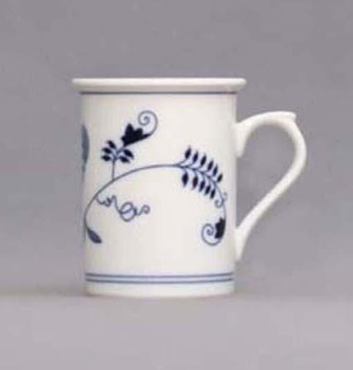 cibulakovy-kalisok-toaletny-s-uskom-eco-cibulak 25 l cibulový porcelán, originálny cibulák Dubí 1. akosť