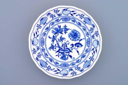 Cibulák misa kompótová 16 cm cibulový porcelán, originálny cibulák Dubí 2. akosť