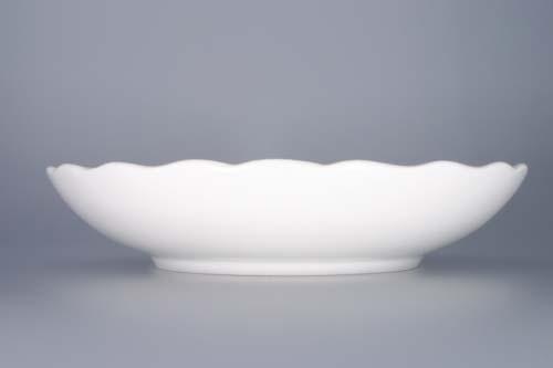 Cibulák misa kompótová 24 cm cibulový porcelán, originálny cibulák Dubí 2. akosť