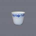 Cibulák kvetináč Krasko dvojdielny 11 cm cibulový porcelán originálny cibulák Dubí 1. akosť