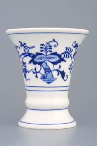 Cibulák váza 1213 12 cm cibulový porcelán, originálny cibulák Dubí 1. akosť