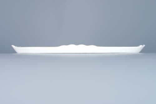 Cibulák podnos oválny mini cibulový porcelán, originálny cibulák Dubí 1. akosť