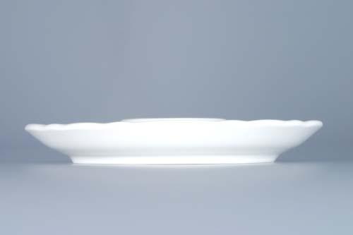 Cibulák kalíšok na vajcia nízky 13 cm cibulový porcelán, originálny cibulák Dubí 1. akosť