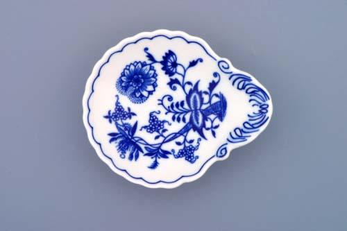 Cibulák miska na džem 12,5 cm cibulový porcelán, originálny cibulák Dubí 1. akosť