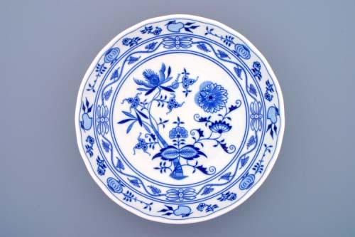 Cibulák misa kompótová 27,5 cm cibulový porcelán, originálny cibulák Dubí 1. akosť