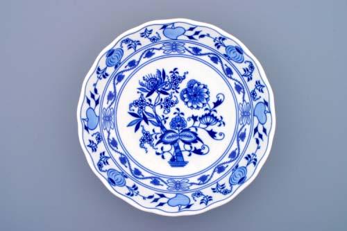 Cibulák misa kompótová 24 cm cibulový porcelán, originálny cibulák Dubí 1. akosť
