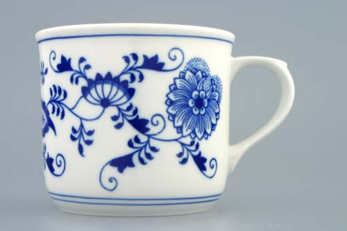 Cibulák hrnček Varák 0,65 l cibuľový porcelán originálny cibuľák Dubí 1. akosť