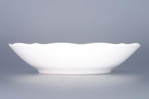 MIMORIADNA AKCIA - 50% Cibulák šálka + podšálka C + C 0,25 l 2.akosť cibuľový porcelán, originálny cibuľák Dubí 2. akosť