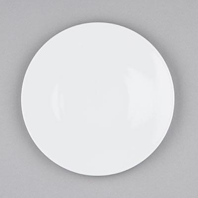 Tanier porcelánový biely, plytký Hotelový 28,2cm Český porcelán Bohemia 1.akosť