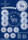 Cibulák tanier Panna zverokruh horoskop 24 cm cibulový porcelán, originálny cibulák Dubí 1. akosť